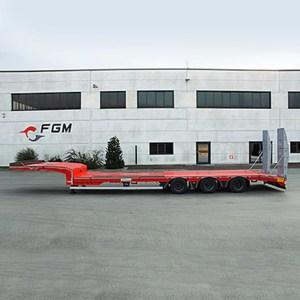 Semi trailers FGM 37 AF