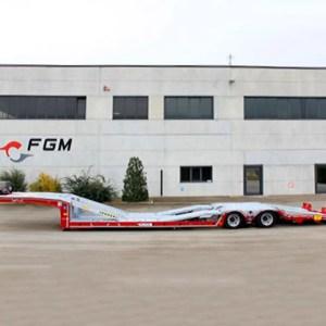 Semi trailers FGM 26