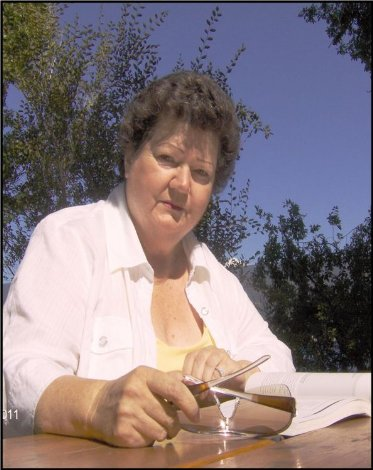 Mona Ingram Featured Author of the week July 6th, 2014