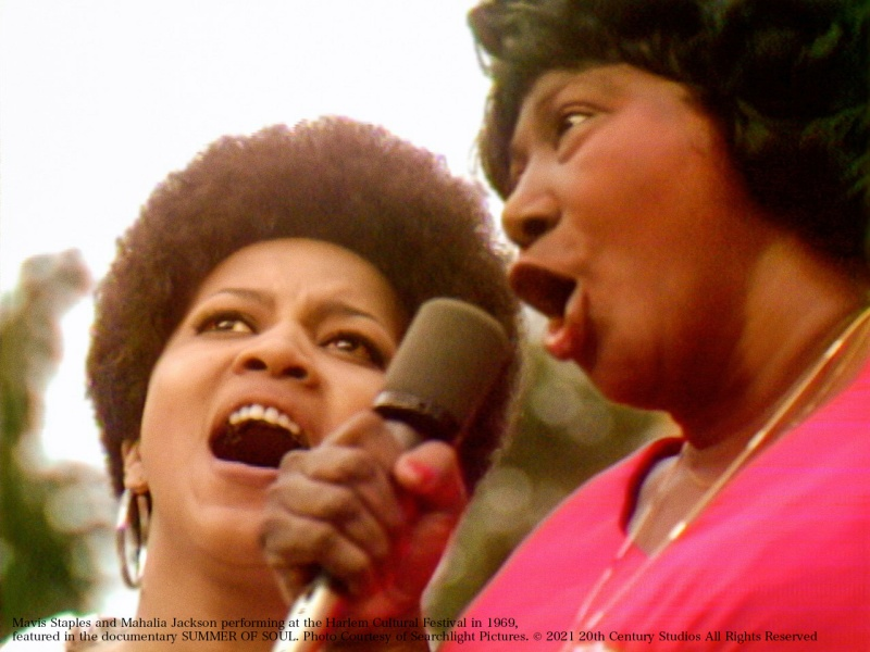 SUMMER OF SOUL (OR, WHEN THE REVOLUTION COULD NOT BE TELEVISED