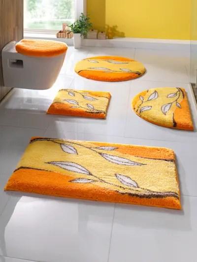 tapis de salle de bain de grund