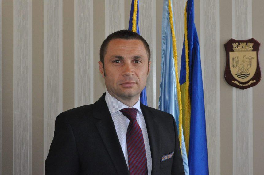 Cristi Radu, primar Mangalia