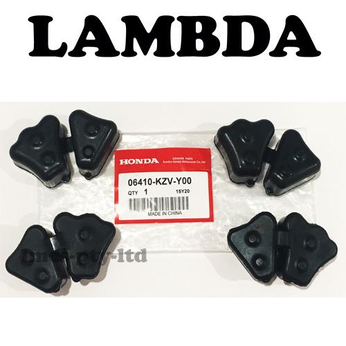 06410-KZV-Y00 cush drive rubber honda c110x