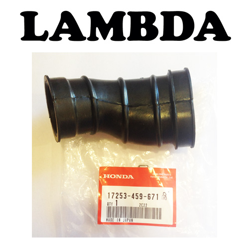 17253-459-671 carbie to air box tube honda ct110
