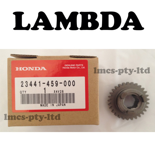 23441-459-000 counter second gear honda ct110