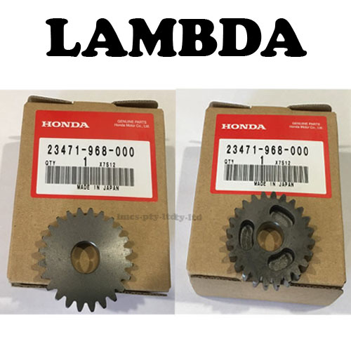 23471-968-000 fourth main gear honda ct110