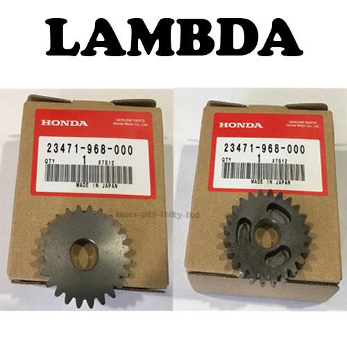 23471-968-000 fourth main gear honda ct110