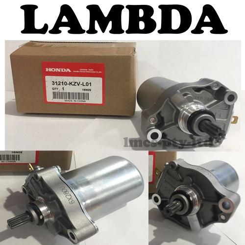 31210-kzv-l01 genuine honda starter motor for honda nbc110