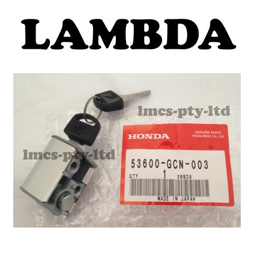 53600-GCN-003 steering head lock honda ct110