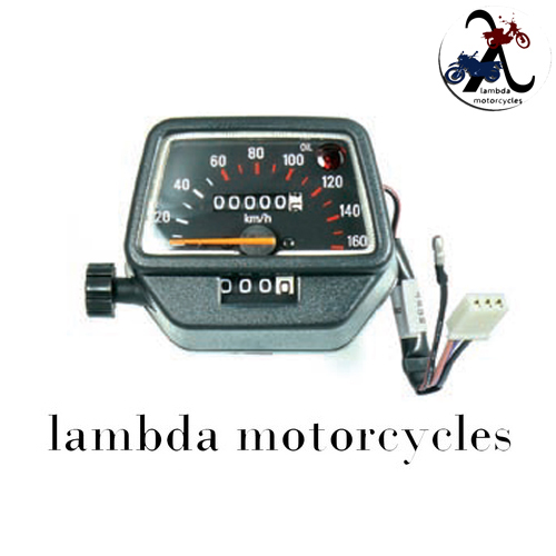 yamaha DT and XT Speedometer