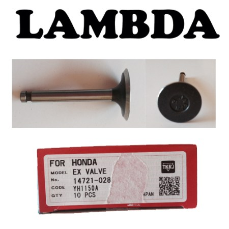 ct90 exhaust valve