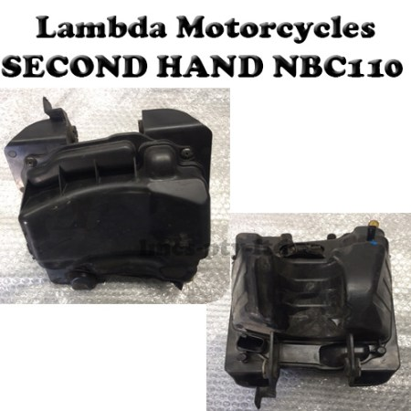 second hand honda nbc110 air box