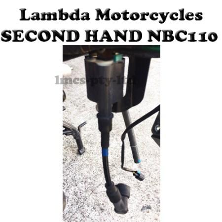 second hand coil honda nbc110