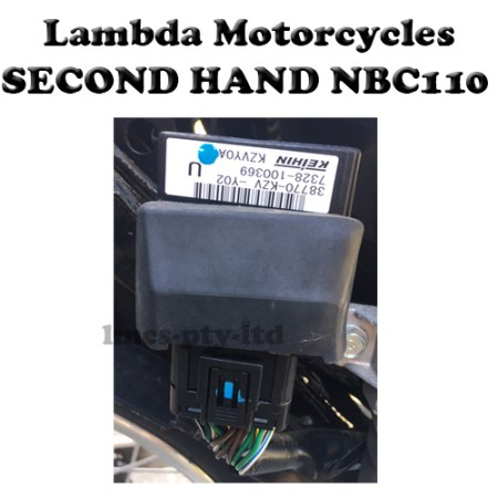 Second Hand Honda nbc110 pgm-f1 CDI
