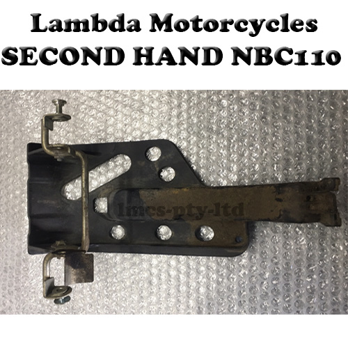 second hand skid plate with bracket honda nbc110