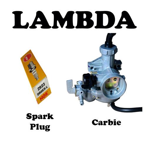 carbie and spark plug for honda ct110