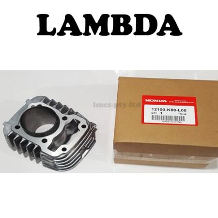 Cylinder with Box for Honda C110X Postie Bikes 12100-K88-L00