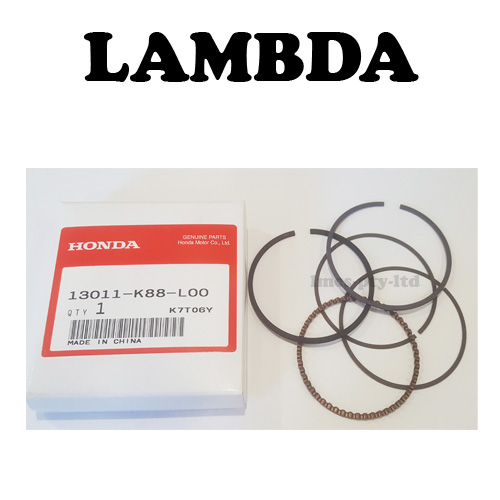 13011-k88-l00 honda c110x rings