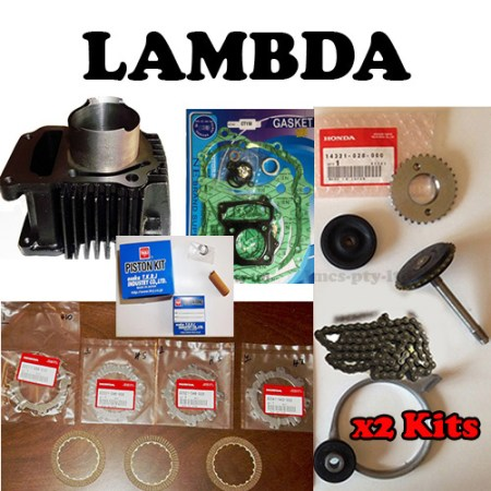 HONDA CT110 OVERHAUL KIT
