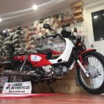 honda nbc110 in shop