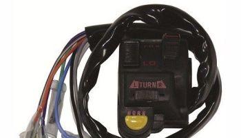 LH Switch Block for Honda XR250 XR400 XR600 XR650 on