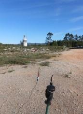 Antenna farm...