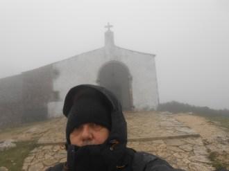 Selfie with Chapel of S. João batista