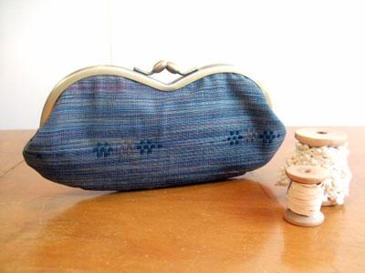 着物リメイク小物の一番人気商品…メガネケース(眼鏡入れ)