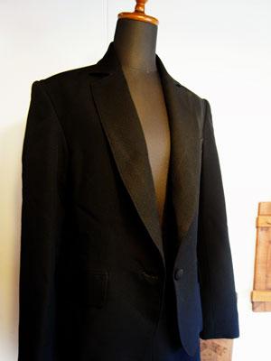 着物リフォームブログ@高難易度!着物リメイクでスーツをリメイク。