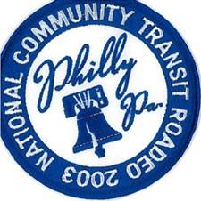 Philadelphia, Pa. 2003 patch