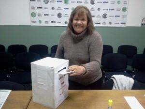 Importante participación en la votación por la CTA en Junín
