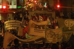 marcha banderas