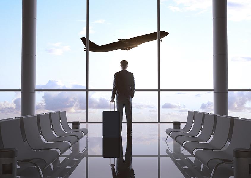 Reservation avion voyage d'affaires