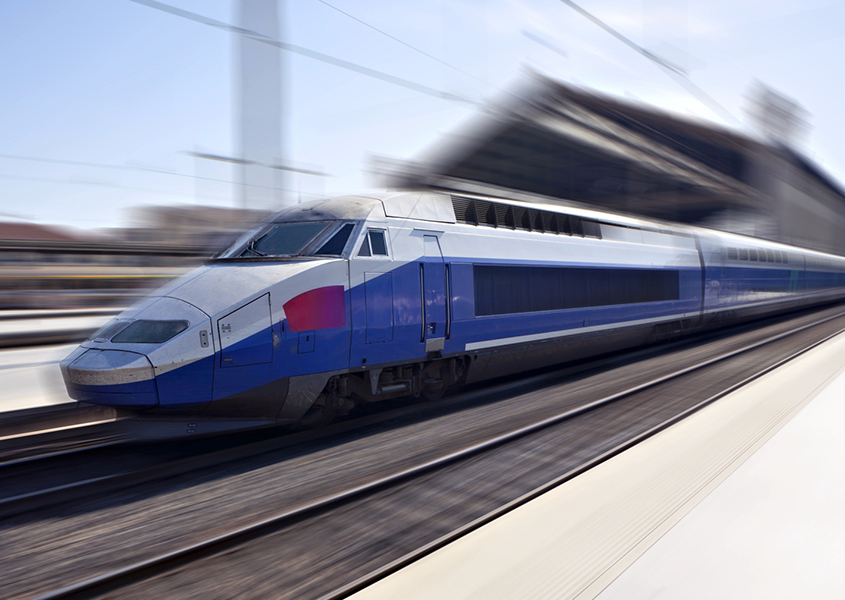 Reservation train voyage d'affaires