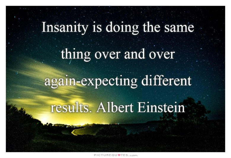 Albert Einstein Quote
