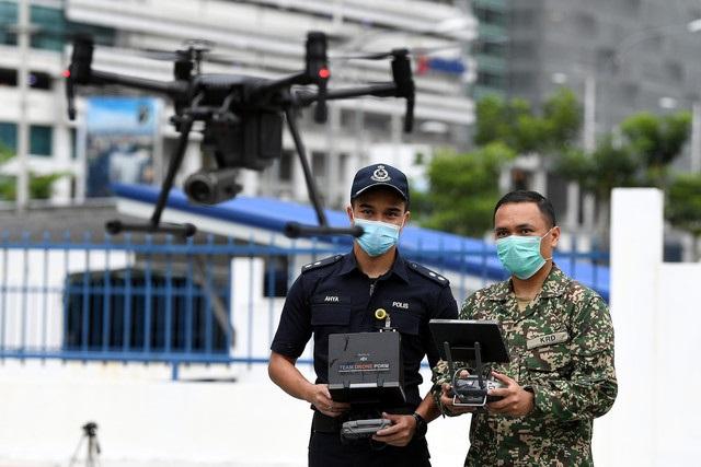 PDRM Bakal Terima 16 Dron Berkuasa Tinggi