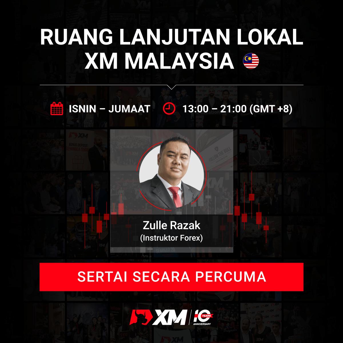 Ruang Lanjutan Lokal XM Malaysia