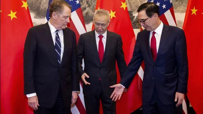 Makan Malam Yang Produktif, Rundingan Perdagangan AS-China Berjalan Lancar