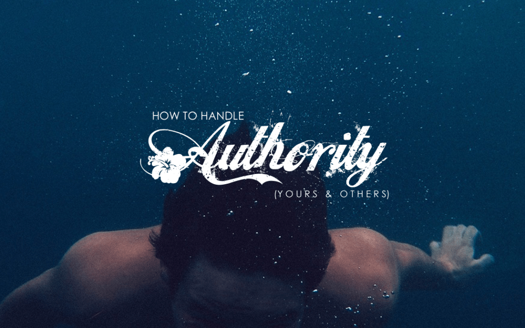 How to Handle Authority: Yours and Others | Jay Fesperman (3/3)