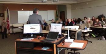 Meeting with Spokane SMEs - Nov 19 2013