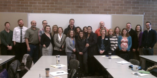 Bellingham Technical College ctcLink Team and SMEs attend Wave 3 kickoff meeting!