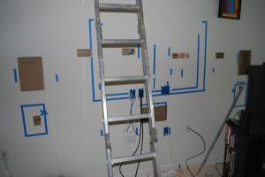 home theater wiring in wall » Design and Ideas