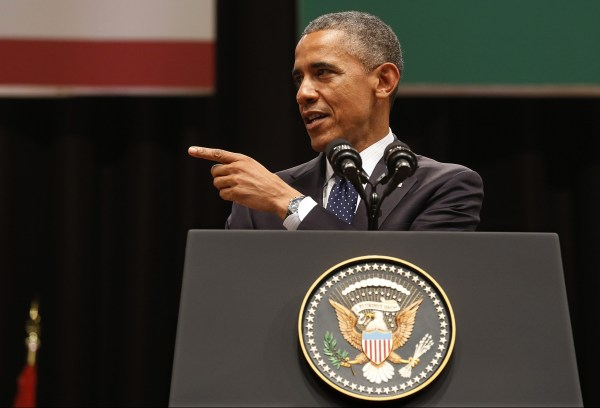 Obama warns India that religious freedom is vital ...
