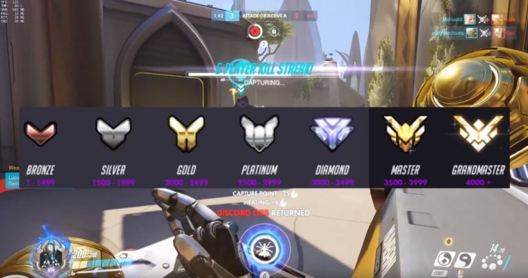 Overwatch 2 New Tiered Ranking System Game Director