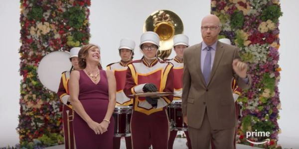 Will Ferrell and Molly Shannon to host Amazon and Funny or ...