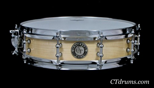 "3.5x14"" Natural High Gloss Piccolo"