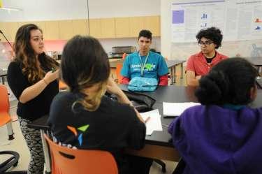 Bridgeport students Brazilians