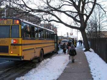 School buses hartford