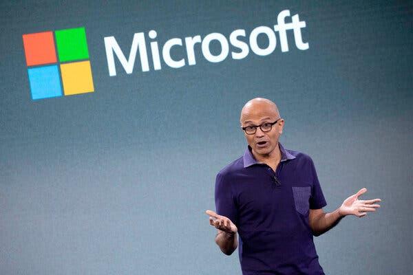 Microsoft is giving employees a $1,500 pandemic bonus