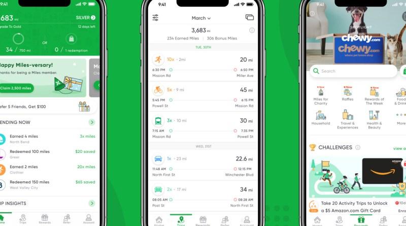 Just In: Green travel rewards app Miles raises $12.5 million